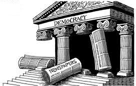 Giornalisti e libertà di stampa al tempo del covid-19, pensando anche al dopo