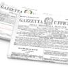 Decreto legge di Ferragosto in Gazzetta Ufficiale, via libera al bonus Inpgi 2 di maggio